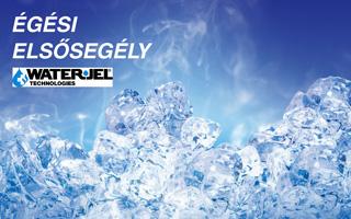 Water-Jel égési elsősegély termékcsalád