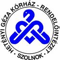 Hetényi Géza Kórház logó