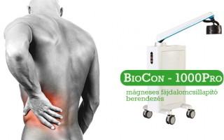BioCon-1000Pro mágneses fájdalomcsillapító berendezés