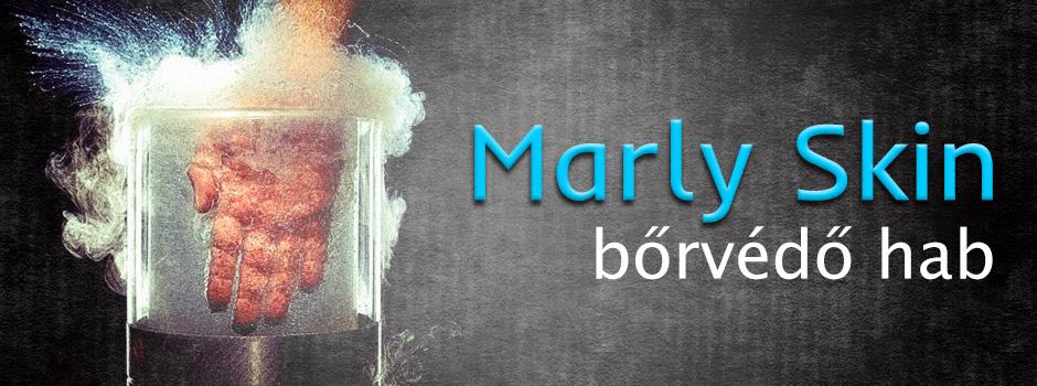 Marly Skin bőrvédő hab fejléckép
